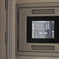 Монитор управления умным домом