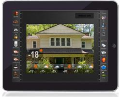 iPad – «умному дому»