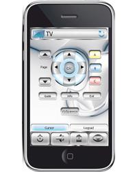 Управление TV на iPhone