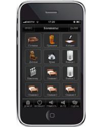 Полноценная панель управления всеми типовыми компонентами «умного дома»