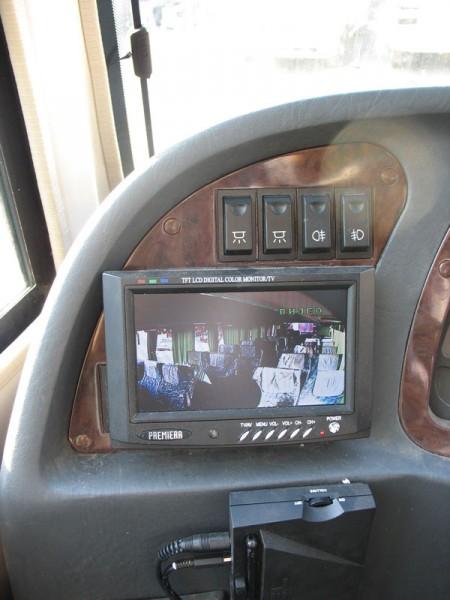 Монитор водителя